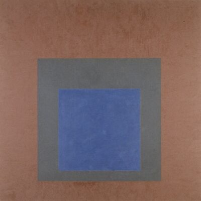 Josef Albers, 'Homage to the Square: Nocturne', 1951