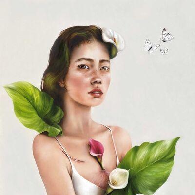Rossella Baldecchi, 'Io sono calla', 2020