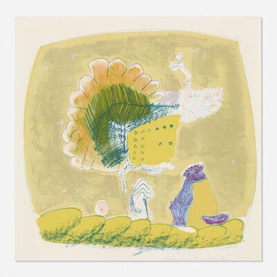 John Altoon, 'About Women', 1965-66