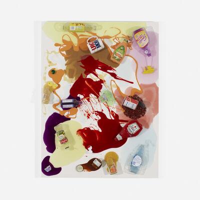 Tony Tasset, 'Deluxe French', 2012