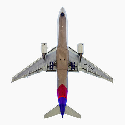Jeffrey Milstein, 'Asiana Boeing 777-200', 2012