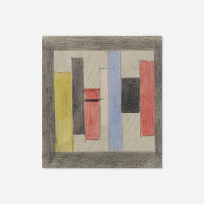 Burgoyne Diller, 'Untitled', c. 1942