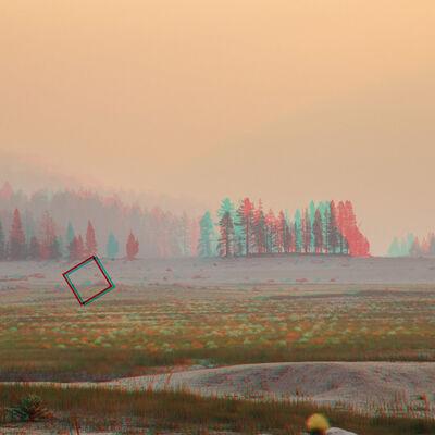 Annie Briard, 'Constructions 02 | Fire Lake', ca. 2010