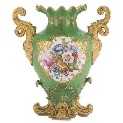 Artist Unknown, French, 19th Century, 'Porcelain Vase', Beginning of 19th Century