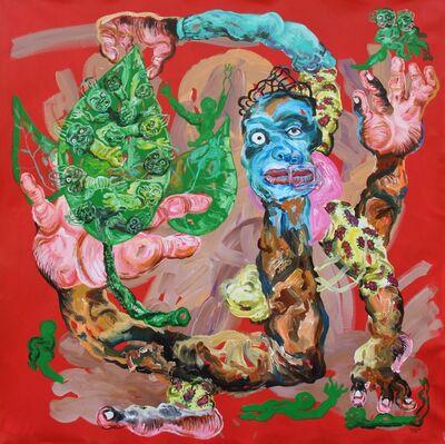 Cristiano Mangovo, 'Domination ', 2020