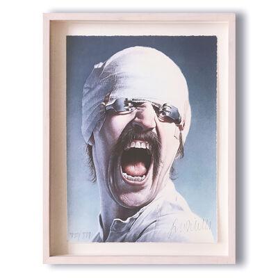 Gottfried Helnwein, 'Self-Portrait', 1983