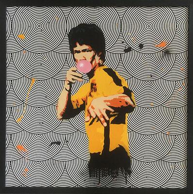 Giorgio Mussati, 'Bruce Lee Popping ', 2021