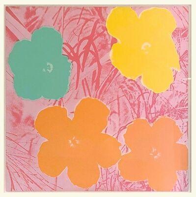 Andy Warhol, 'Flowers (F & S.70), 1970', 1970