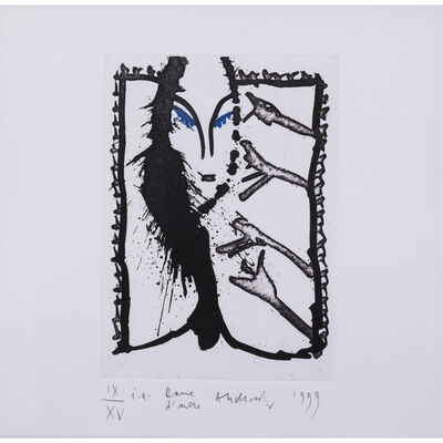 Pierre Alechinsky, 'Set of three prints', 2016