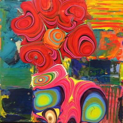 Mark Gleberzon, 'Abstract', 2018