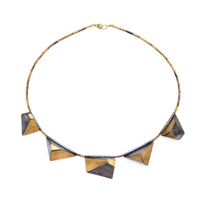 Harold O'Connor, 'Geode Inspired Necklace', 2016