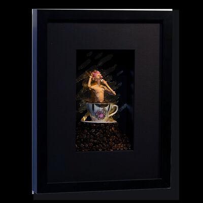 Kunst met een R, 'Coffee Bathing II', 2020