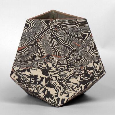 Cody Hoyt, 'Pentagonal Facet Vessel', 2014