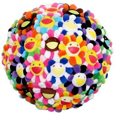 Takashi Murakami, 'Plush Flowerball ', 2008