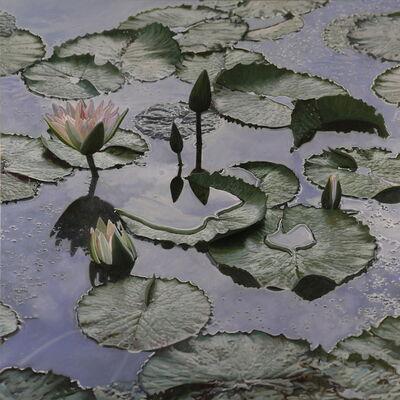 Jeffrey Vaughn, 'Lilies After the Rain', 2020