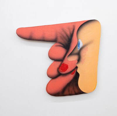 James English Leary, 'Pointer (2)', 2020