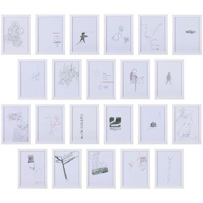 Bruno Peinado, 'Me, Myself and I, serie n°23'