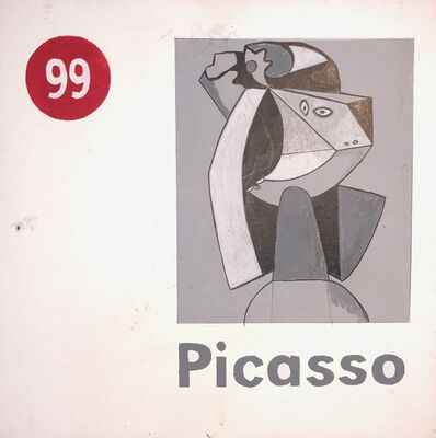Uri Radovan, 'Picasso ', 2006