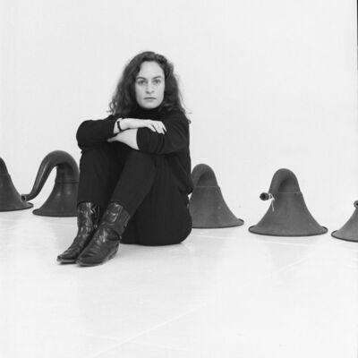 Jeannette Montgomery Barron, 'Annette Lemieux, NYC', 1989