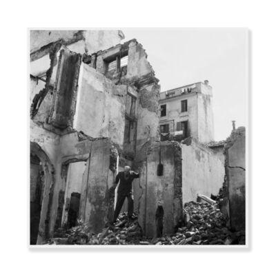 Alfredo Jaar, 'Milan, 1946: Lucio Fontana visits his studio on his return from Argentina', 2013