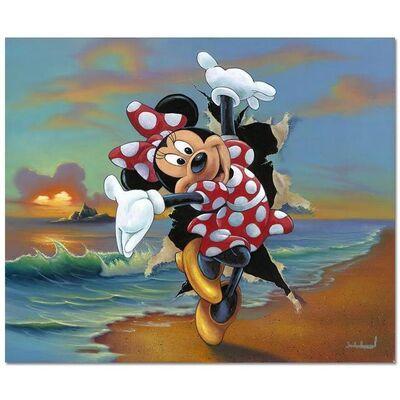 Jim Warren, 'Minnie's Grand Entrance', 1990-2020