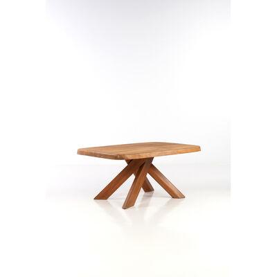 Pierre Chapo, 'Model T35C ABAN - Table for ten people', near 1960