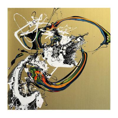 Katrin Fridriks, 'Golden Awareness - N1', 2012
