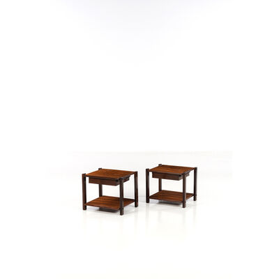 Celina Decoracoes, 'Pair of side tables', 1960