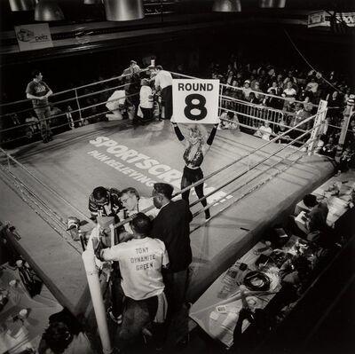 Larry Fink, 'The Boxing Portfolio (Complete portfolio with 25 works)'
