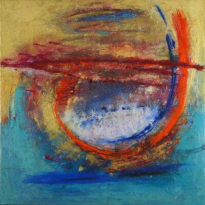 Anne Marchand, 'Red Spiral'