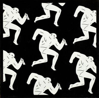 Cleon Peterson, 'Kicks', 2014