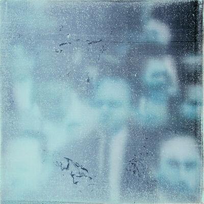 Wendelin Wohlgemuth, 'Crowd Study III', 2017