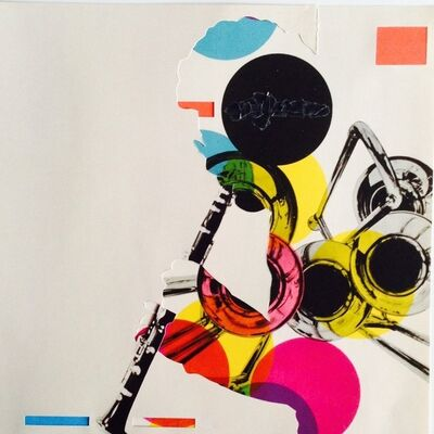 Paul Butler, 'Untitled (Jazz series)  301LT01L', 2014