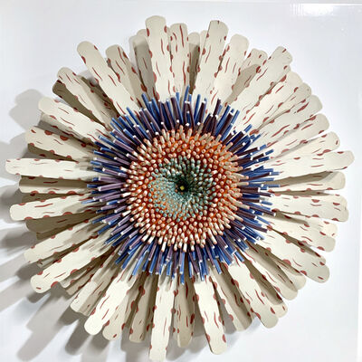 Zemer Peled, 'Shards Flower 24', 2019