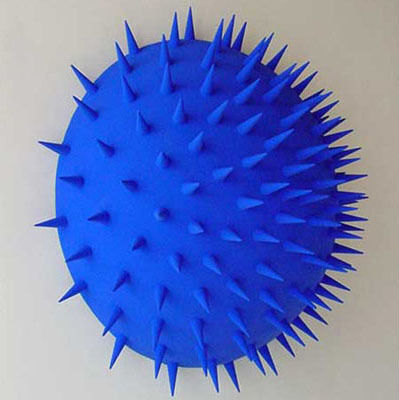 Shayne Dark, 'Strike Blue', 2003