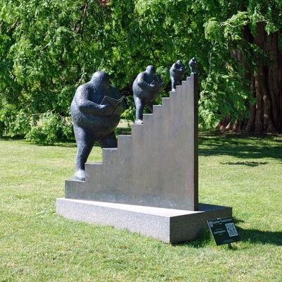 Keld Moseholm, 'On the Staircase'