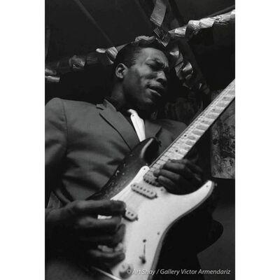 Art Shay, 'Buddy Guy, Blues Guitarist, 1966', 2017