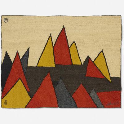C.A.C. Publications/Bon Art, 'tapestry', 1975
