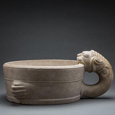 Unknown Achaemenid, 'Achaemenid period stone basin', 600 BCE-400 BCE