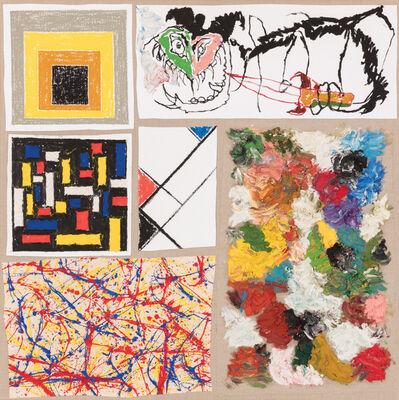 Zander Blom, 'Madame Matisse on a Rampage', 2019