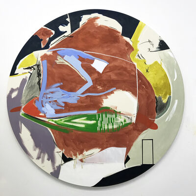 Trevor Kiernander, 'Prospect', 2021