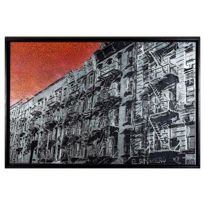 Logan Hicks, 'New York Ludlow St #6', 2014