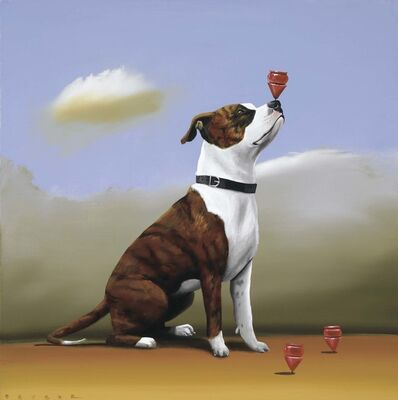 Robert Deyber, 'Top Dog ', 2011