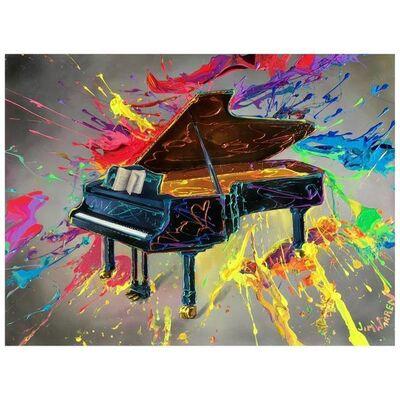 Jim Warren, 'Very Grand Piano', 1990-2020