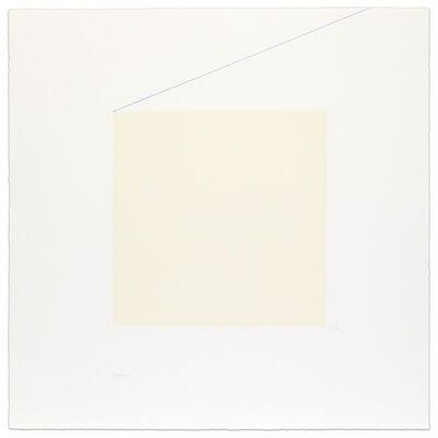Robert Ryman, 'Untitled [4]', 1972