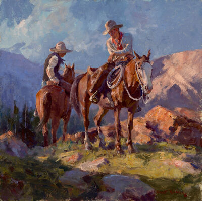 Grant Redden, 'Red Knob Pass', 2021