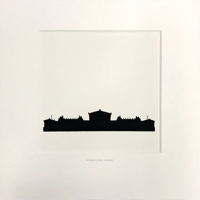 Edwin Monsalve, 'Sin título (Parlamentos-Austria)', 2020