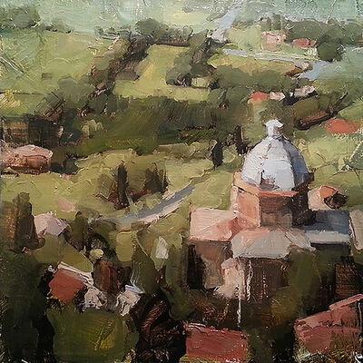 James Kroner, 'Cortona', 2018