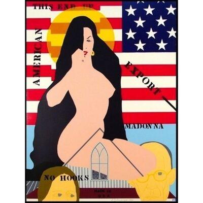 Allan D'Arcangelo, 'American Madonna', 1978