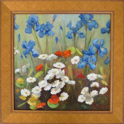 Jacqueline Fowler, 'Garden Flowers 2'